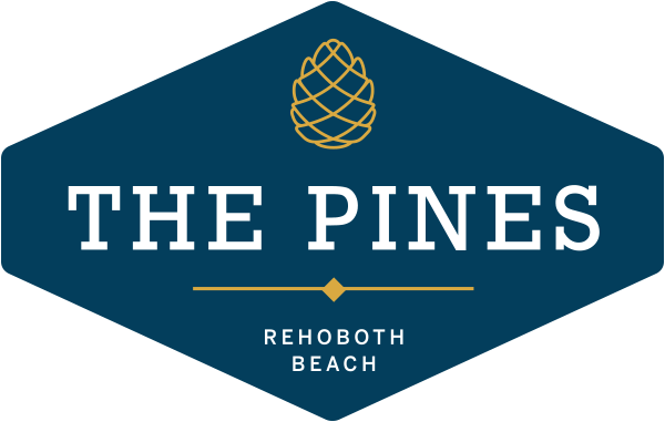 logo the pines