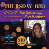 Notes On The Beach with Eva Tooker