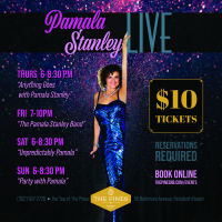 The Pamala Stanley Band