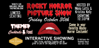 Rocky Horror Picture Show:  Interactive Showing!