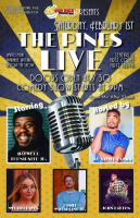 The Pines Live Comedy Show